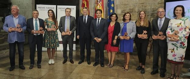 Puig manifestó la importancia de generar un modelo sostenible y desestacionalizado.
