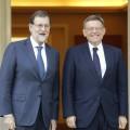 Puig plantea a Rajoy un decálogo de medidas para una reforma del sistema de financiación que garantice la suficiencia de las autonomías y el Estado del bienestar