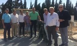 San Fulgencio finaliza las actuaciones que permitirán regar todas las zonas verdes del municipio con agua regenerada.