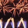 Una Senyera multicolor dibujada en el aire abrirá el XXXVIII Festival de Pirotécnia de València.