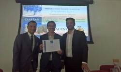 València recibe un nuevo premio por las medidas de movilidad Sostenible.