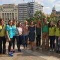 València se conviertie en capital del deporte femenino.