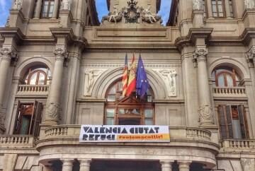 Valencia denuncia e el Congreso de los Diputados el incumplimiento de acogida de refugiados del Gobierno Central.