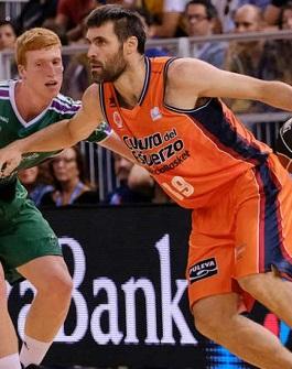 Victoria del Valencia Basket.