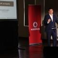 Vodafone presenta el 'Observatorio Vodafone de la Empresa'.