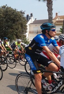 Volta Ciclista a València.