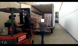 La Guardia Civil requisa cien urnas y 2,5 millones de papeletas en Igualada