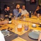 Pere Fuset en el Club Empresarial Moddos