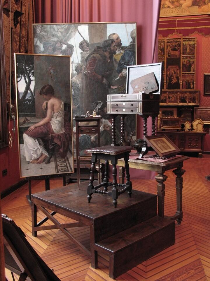 1011 Millores Casa-Museu Benlliure