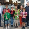 3ª jornada de Juego Limpio. Ajedrez en Nuevo Centro.