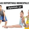 Aún puedes inscribirte a las escuelas y juegos deportivos municipales.
