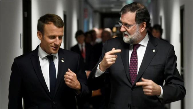 A días de la intervención de Cataluña la Unión Europea dio un fuerte respaldo a España Infobae