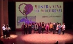 Agnès Varda gana Mostra Viva del Medeterrani. (Fotos-Mar Gimeno y Marta Villa).