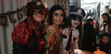 Agrupación La Seu-Xerea-El Mercat celebra Halloween con los más peques (10)