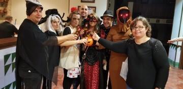 Agrupación La Seu-Xerea-El Mercat celebra Halloween con los más peques (11)