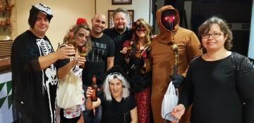 Agrupación La Seu-Xerea-El Mercat celebra Halloween con los más peques (12)