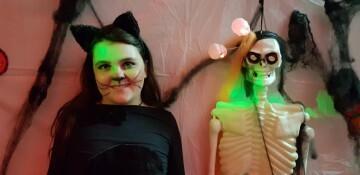 Agrupación La Seu-Xerea-El Mercat celebra Halloween con los más peques (16)