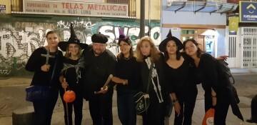 Agrupación La Seu-Xerea-El Mercat celebra Halloween con los más peques (3)
