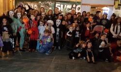 Agrupación La Seu-Xerea-El Mercat celebra Halloween con los más peques (5)