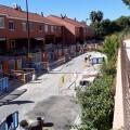 Aigües de l'Horta renueva la red de agua potable en la calle Maestro Granados en Torrent.