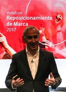 António Coimbra, Consejero Delegado Vodafone España