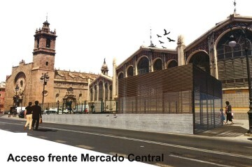 Aparcamiento Plaza Brujas.