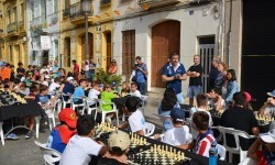 """Arranca laXXI edición del torneo municipal de ajedrez """"Juego limpio"""" (1)"""