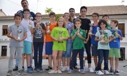 """Arranca laXXI edición del torneo municipal de ajedrez """"Juego limpio"""" (5)"""