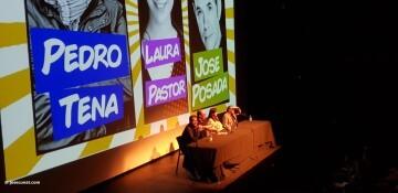 CIFICOM ha vuelto este fin de semana a La Rambleta de Valencia 2017 (José Posada , Pedro Tena y Laura Pastor) (2)