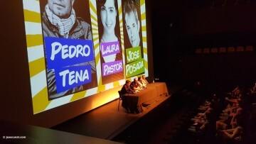 CIFICOM ha vuelto este fin de semana a La Rambleta de Valencia 2017 (José Posada , Pedro Tena y Laura Pastor) (3)