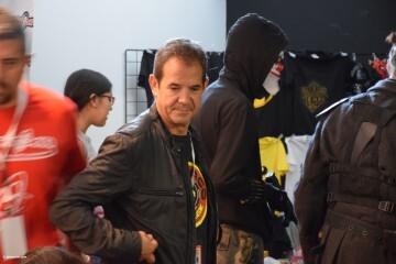 CIFICOM ha vuelto este fin de semana a La Rambleta de Valencia 2017José Posada (la voz en español de Deadpool, Matt Damon o Adam Sandler), (283)