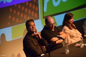 CIFICOM ha vuelto este fin de semana a La Rambleta de Valencia 2017José Posada (la voz en español de Deadpool, Matt Damon o Adam Sandler), (284)