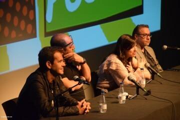 CIFICOM ha vuelto este fin de semana a La Rambleta de Valencia 2017José Posada (la voz en español de Deadpool, Matt Damon o Adam Sandler), (285)