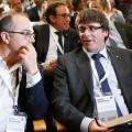 Carles Puigdemont asegura que si el Gobierno activa el 155, levantará la suspensión de la declaración de independencia.