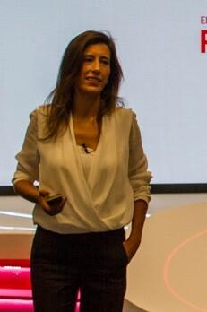 Cristina Barbosa, Directora de Marca Vodafone España