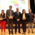 Dinapsis premio Ciudad de Benidorm en la categoría nacional-Hidraqua.