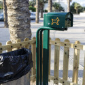 Castellón retira cerca de 9.000 excrementos de mascota de la vía pública en cuatro meses