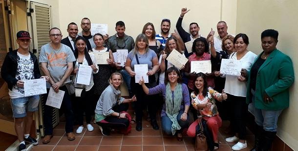 El Ayuntamiento ha invertido 11.770 euros en cuatro cursos de diversas temáticas laborales.