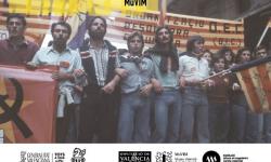 El MuVIM recupera las instantáneas de la 'histórica' manifestación del 9 d'Octubre de 1977.