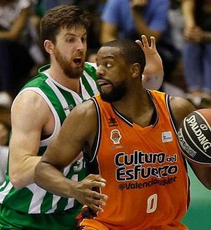 El Valencia Basket si impuso ayer.