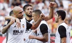 El Valencia se impone al Athletic Club (3-2).