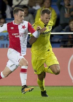 El Villarreal logra un importante punto.