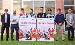 El cartel del Gran Premio homenajea a la cantera valenciana del motociclismo