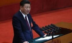 El presidente chino Xi Jinping anuncia el comienzo de una 'nueva era' comunista.