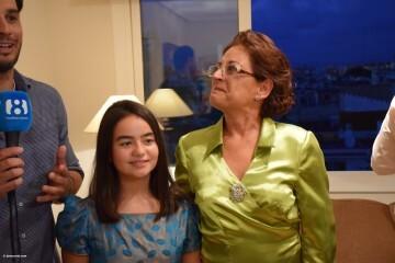 En casa de Rocio Gil Fallera Mayor de Valencia 2018 (11)