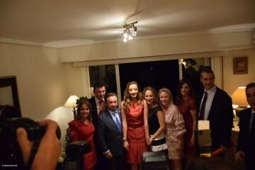En casa de Rocio Gil Fallera Mayor de Valencia 2018 (21)