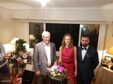 En casa de Rocio Gil Fallera Mayor de Valencia 2018 (4)