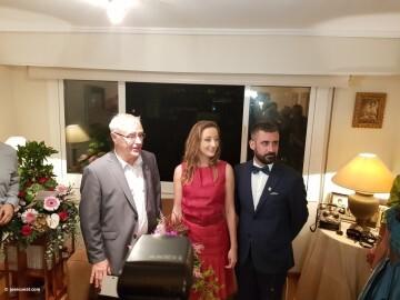 En casa de Rocio Gil Fallera Mayor de Valencia 2018 (5)