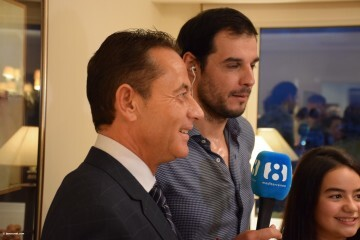 En casa de Rocio Gil Fallera Mayor de Valencia 2018 (7)