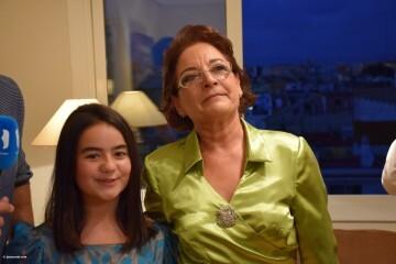 En casa de Rocio Gil Fallera Mayor de Valencia 2018 (8)
